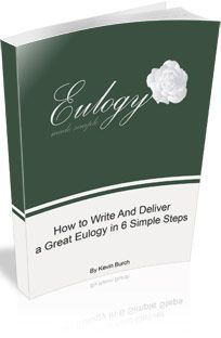 How to Write And Deliver a Great Eulogy